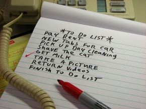 Photo of a List by Great Beyond