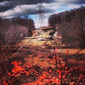 Transmission line. Randolph, NJ